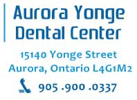 Aurora Yonge Dental Centre company